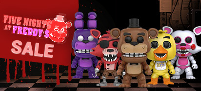 Five Nights at Freddy's Sale