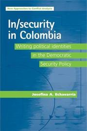 In/Security in Colombia by Josefina A. Echavarria image