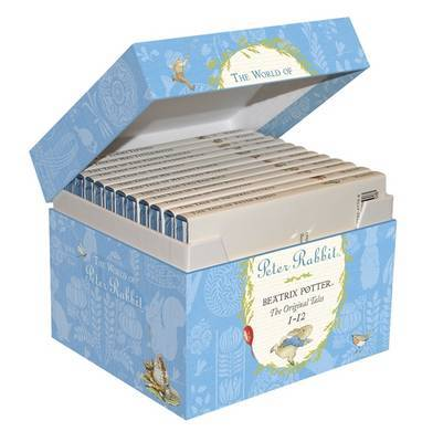 World of Peter Rabbit Giftbox (Books 1-12) by Beatrix Potter