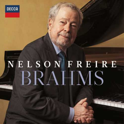 Nelson Freire: Brahms by Nelson Freire image