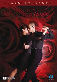 Learn To Dance - Rumba on DVD