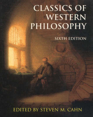 Classics of Western Philosophy by Steven M Cahn image