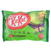Nestlé KitKat Mini Share Pack - Matcha Green Tea (Otona no Amasa Uji Maccha Kitto Katto)