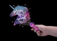 IS Gifts: Torch Projector - Unicorn Fantasy image