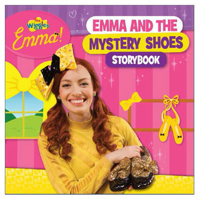 The Wiggles Emma!: Emma and the Mystery Shoes Storybook by The Wiggles image