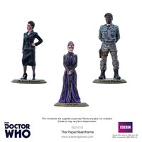 Doctor Who: The Papal Mainframe image