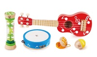 Hape: Mini Band Musical Instrument Set