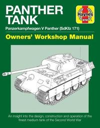 Panther Tank Manual by Mark Healy