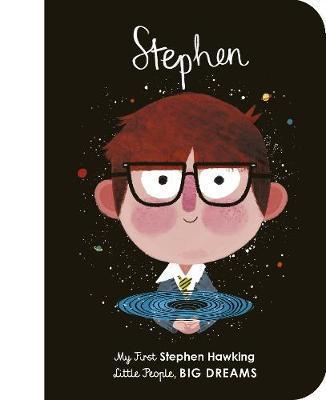 Stephen Hawking by Maria Isabel Sanchez Vegara