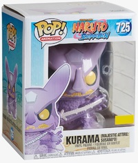 "Naruto Shippuden: Kurama (Majestic Attire: Susanoo) - 6"" Pop! Vinyl Figure image"