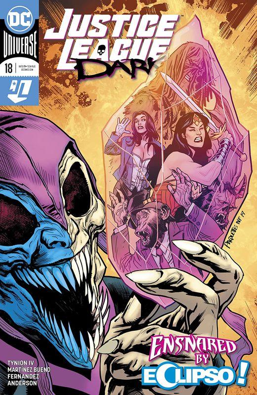 Justice League: Dark - #18 (Cover A)