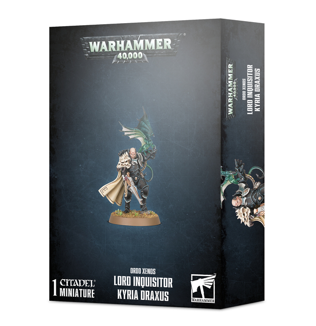 Warhammer 40,000: Lord Inquisitor Kyria Draxus