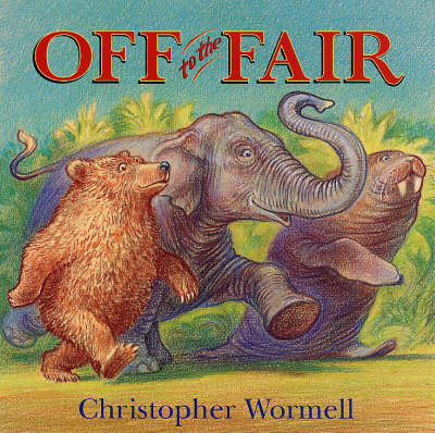 Off To The Fair by Christopher Wormell image