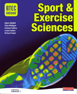 BTEC National Sport & Exercise Science Student Book: 2007 image