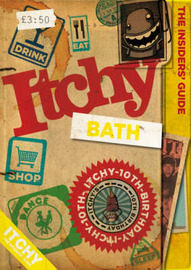 Itchy Bath: A City and Entertainment Guide to Bath: Insiders Guide image
