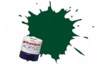 Humbrol GWR/BR Green #405 Acrylic 14ml
