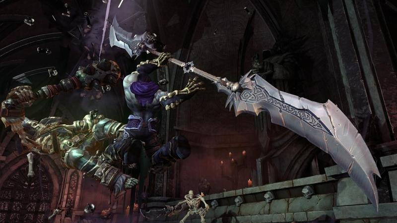 Darksiders II for Xbox 360 image