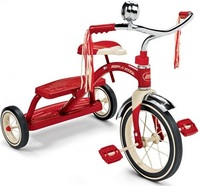 Radio Flyer - Classic Red Dual Deck Trike