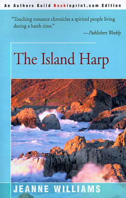The Island Harp by Jeanne Williams