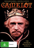 Camelot the Musical on DVD