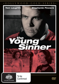 The Young Sinner on DVD