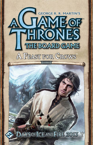 A Game of Thrones The Board Game - A Feast of Crows image
