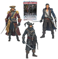 Assassin's Creed Pirate 6'' Action Figure 3-Pack - Series 1