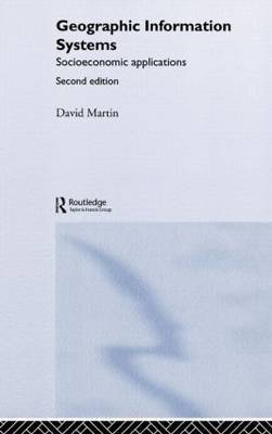 Geographic Information Systems by David Martin image