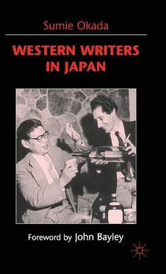 Western Writers in Japan by S. Okada image
