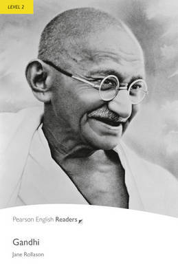 Level 2: Gandhi by Jane Rollason image