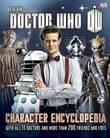 Doctor Who Character Encyclopedia by Jason Loborik