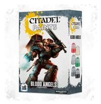 Citadel Paints: Blood Angels
