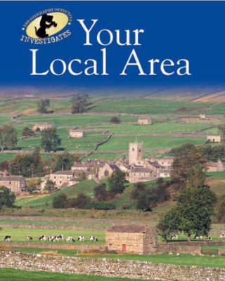Your Local Area by Ruth Jenkins image