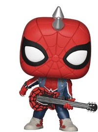 Spider-Man (PS4) - Spider-Man (Spider-Punk) Pop! Vinyl Figure
