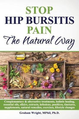 Stop Hip Bursitis Pain by Graham Wright Mphil Ph D