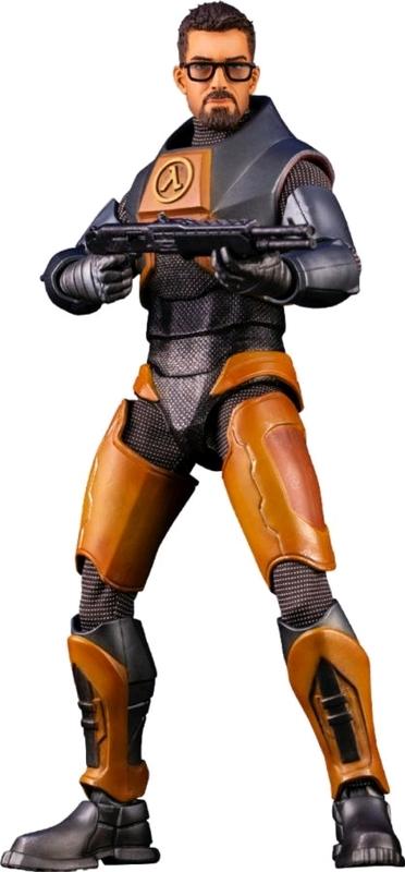 Half-Life: Gordon Freeman - 1:6 Scale Action Figure