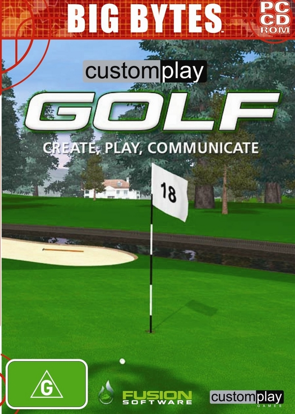 Customplay Golf for PC Games image