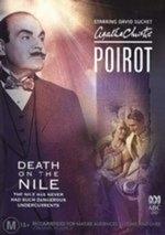 Poirot - Death On The Nile (Agatha Christie) on DVD