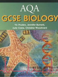 AQA GCSE Biology by Vic Pruden image