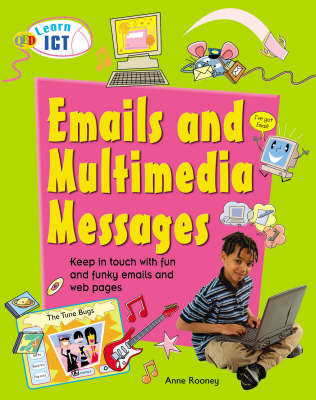 Emails and Multimedia Messages by Anne Rooney image