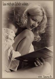 Lass Mich Ein Lacheln Weinen by S laura image