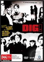 Dig on DVD