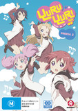 Yuru Yuri: Complete Season 2 (Subtitled Edition) on DVD