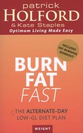 Burn Fat Fast by Patrick Holford