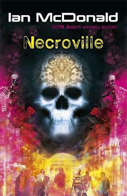 Necroville by Ian McDonald image
