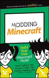 Modding Minecraft by Sarah Guthals