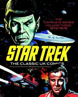 Star Trek The Classic UK Comics Volume 3
