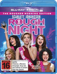 Rough Night on Blu-ray