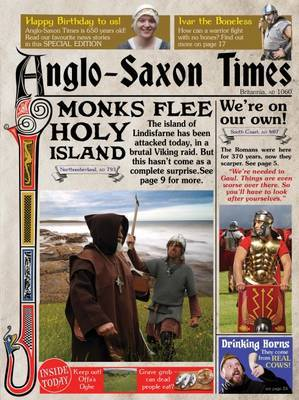 The Anglo-Saxon Times by Andrew Langley