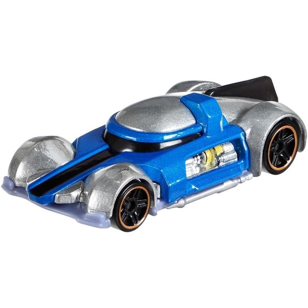 Hot Wheels: Star Wars Character Car - Jango Fett